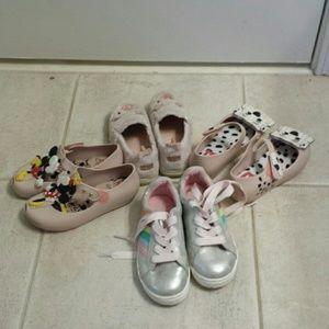 Girls Bundle of Shoes Size 11